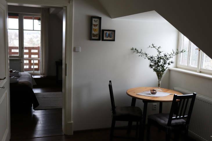 Úvodní stránka - Ubytování - systém